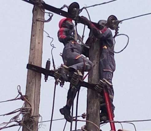 Men electrocuted