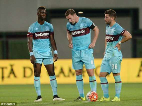 Football: West Ham given Astra Europa League rematch