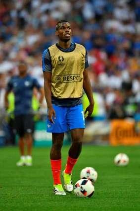 Football: Mourinho confident about Man Utd's Pogba chase