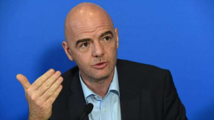 Football: Infantino cleared in FIFA ethics probe