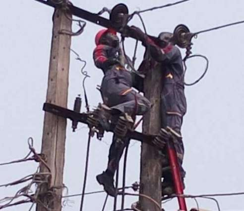 Man electrocuted while cutting fodder