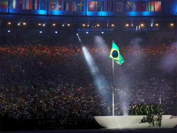 Olympics: Brazil interim president opens Rio Games