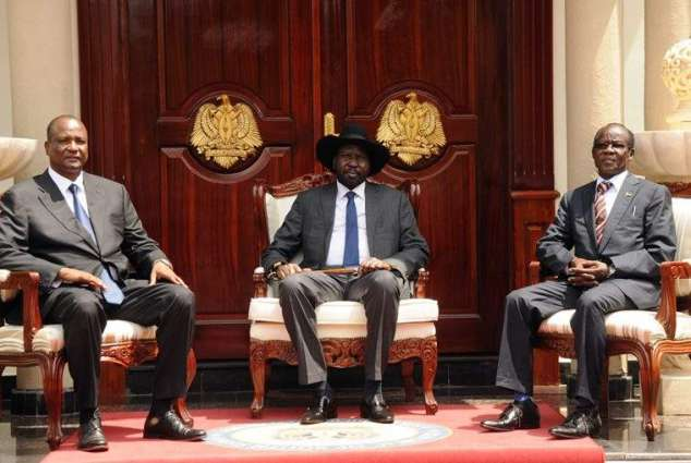 South Sudan accepts deployment of regional force: IGAD