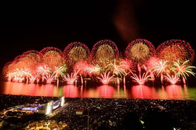 Rio de Janeiro: 31st Olympics Games, colorful opening ceremony