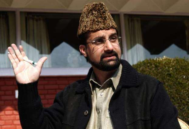 New Delhi at war with Kashmiris: Mirwaiz
