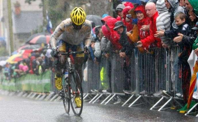 Olympics: Rwandan cyclist aims to inspire children