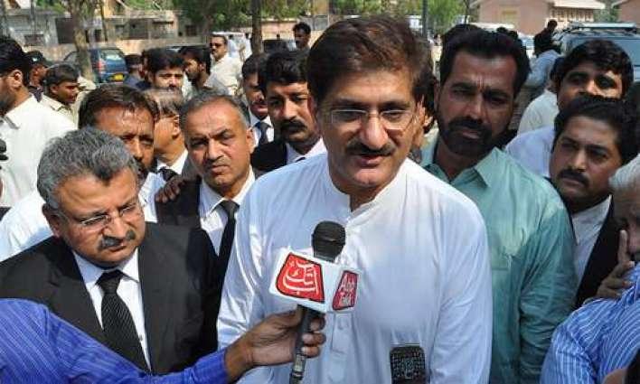 CM Sindh's tour of rain-stricken Karachi