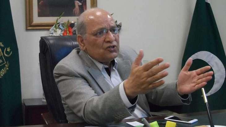 'Winning charity by defaming democracy' is Qadri's mission: Mushahidullah Khan
