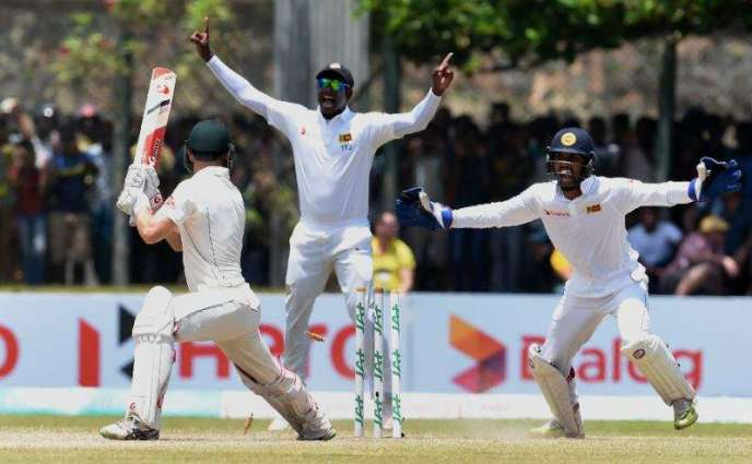 Cricket: Perera five-for takes Sri Lanka closer to win