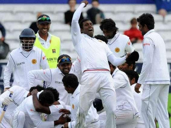 Cricket: Sri Lanka beat Australia, clinch Test series