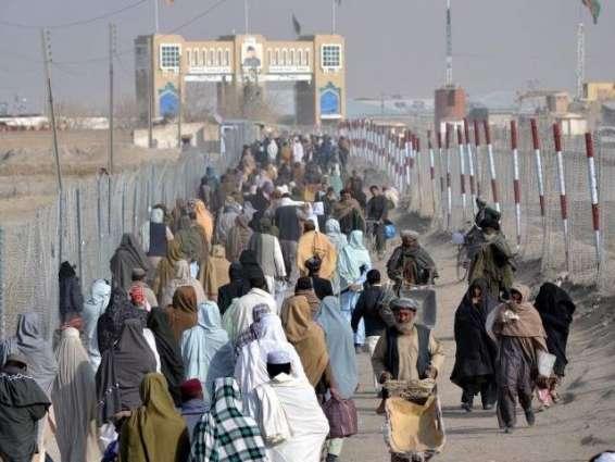 305 Afghan refugees arrested