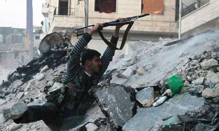 Rebels turn tables on regime as IS loses Syria bastion