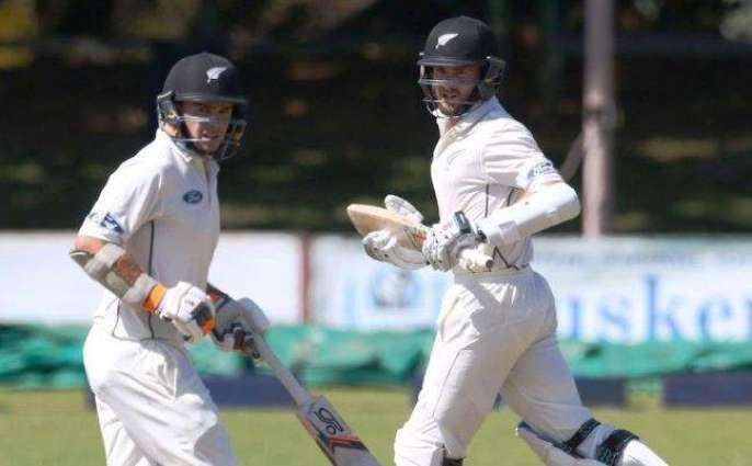 Cricket: New Zeland batsmen dominate 2nd test