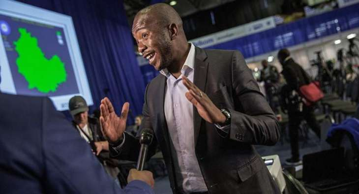 ANC beaten in S.Africa's capital: electoral commission