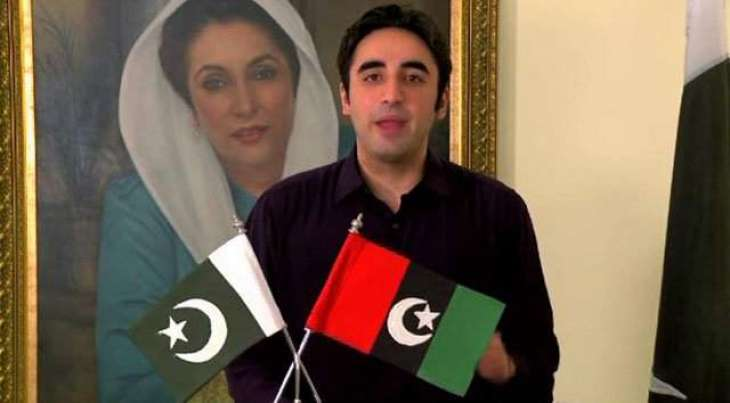 Bilawal expresses grief on rain-related deaths
