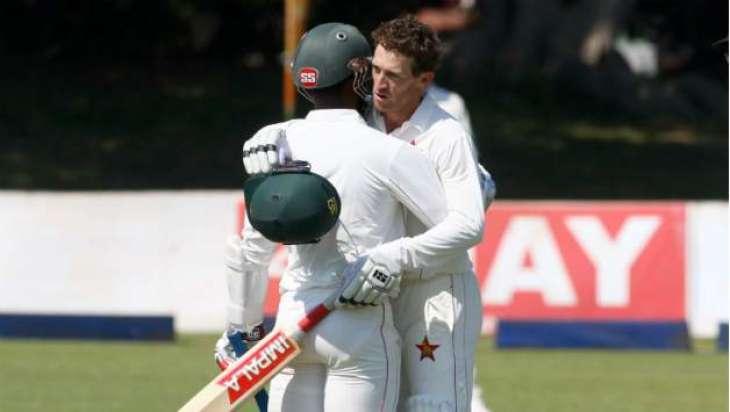 Cricket: Zimbabwe vs New Zealand 2nd Test scoreboard  - UPDATES to tea