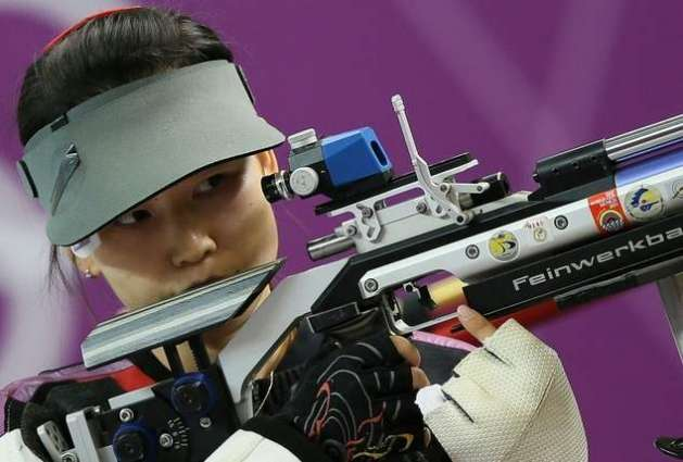 Shooting: China's Yi safely into Rio's first gold final