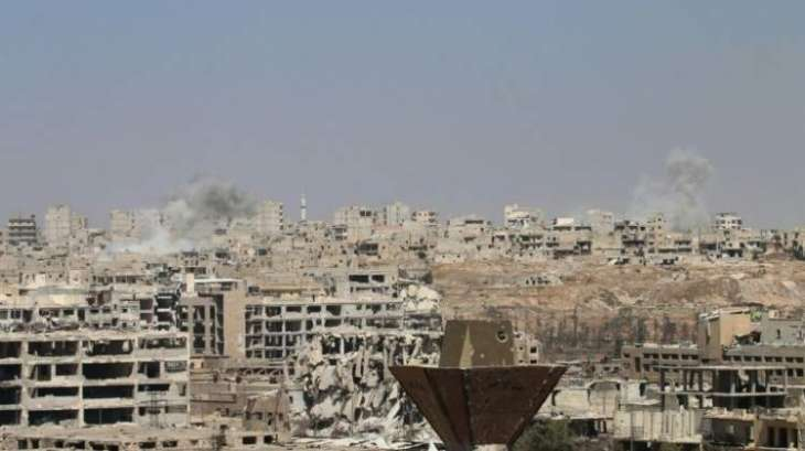 At least 500 fighters killed in a week in Aleppo battle: monitor
