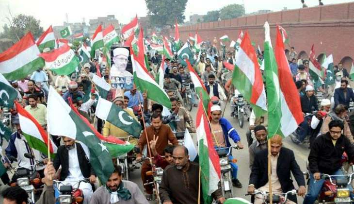 PAT rallies for justice in Lahore, Islamabad, Faisalabad and Guranwala