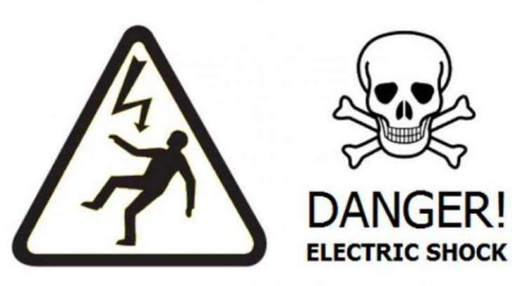 Father, son electrocuted