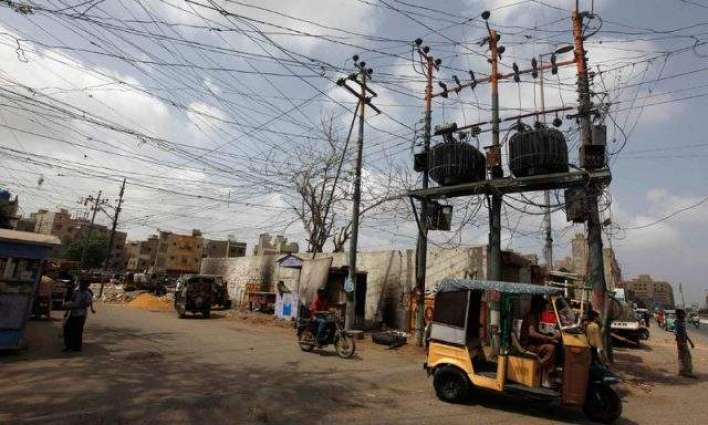 Tripping caused by rains: K Electric