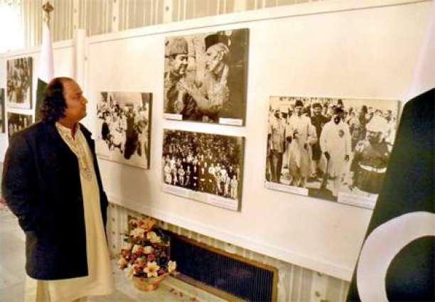 100 rare photographs of Pakistan Movement showcased