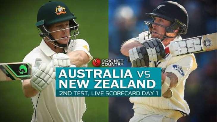 Cricket: Zimbabwe vs New Zealand 2nd Test scoreboard