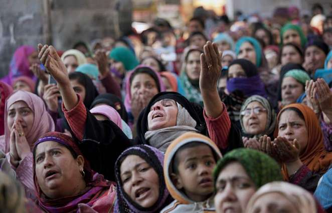 Kashmiri Muslim charged with sedition for calling India to leave Kashmir on FB