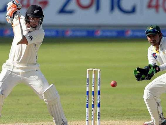 Cricket: Latham ton helps Black Caps dominate Zimbabwe