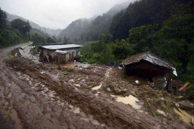 At least 38 dead in Mexico in landslides triggered by Tropical  Storm Earl