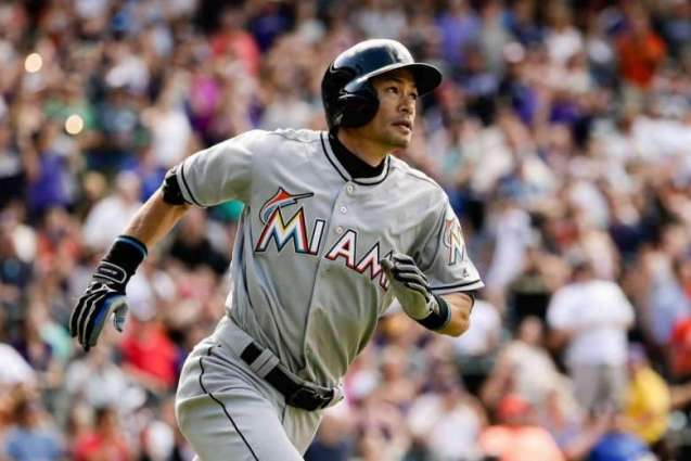 Baseball: Ichiro reaches 3,000 hit milestone
