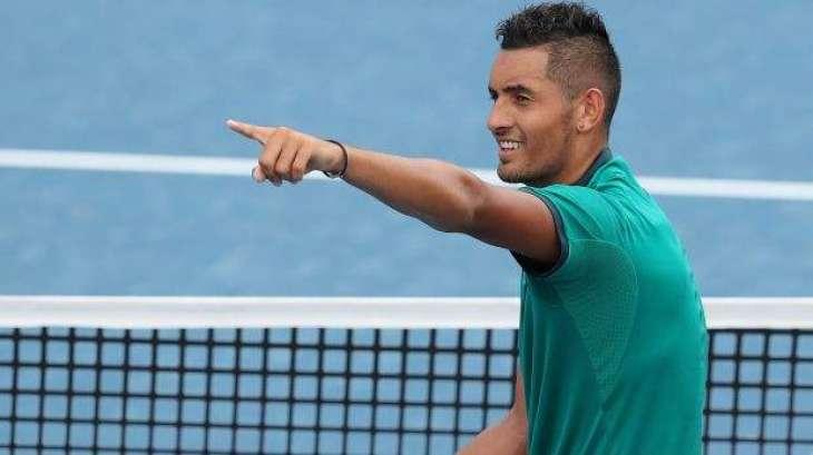 Tennis: Kyrgios captures Atlanta Open title