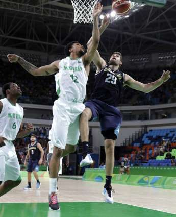 Olympics: Argentina shoot down Nigeria in basketball