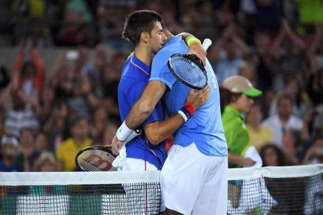 Olympics: Del Potro hails 'best win' after shocking Djokovic