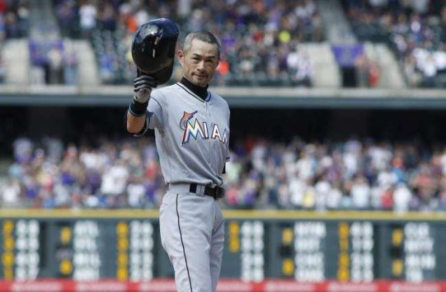 Baseball: Japan hails Ichiro's 3,000-hit feat
