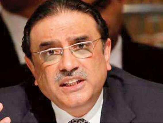 Zardari condemns Quetta blast