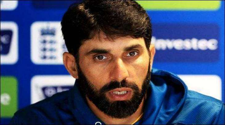 Overall the team performed well, Said Misbah