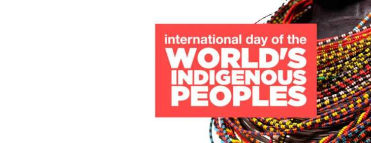International Day of World's Indigenous Peoples on Aug. 9