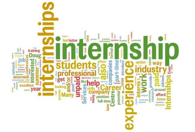 Students term internships as 'Opening a can of worms'