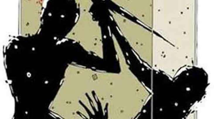 Man stabs wife to death