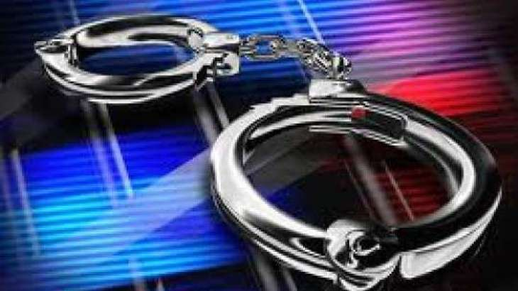Dacoit arrested, weapons seized