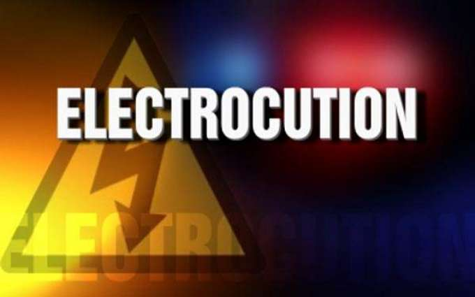 Factory worker electrocuted