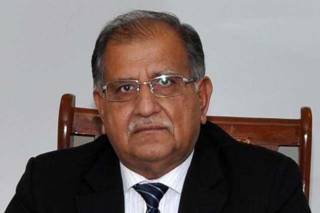 Pirzada asks media to play role for sports' promotion