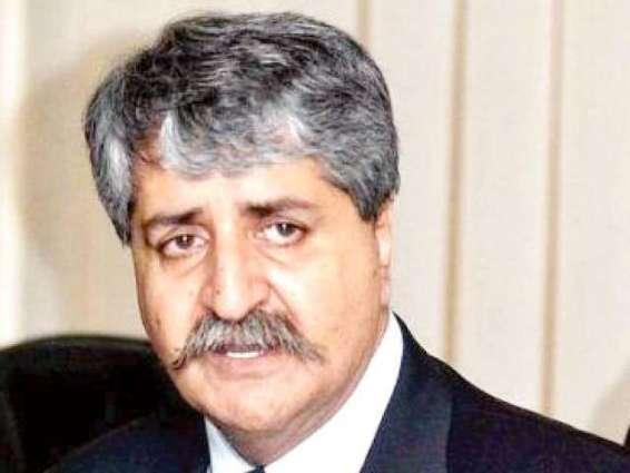Naveed Qamar condemns Quetta's blast