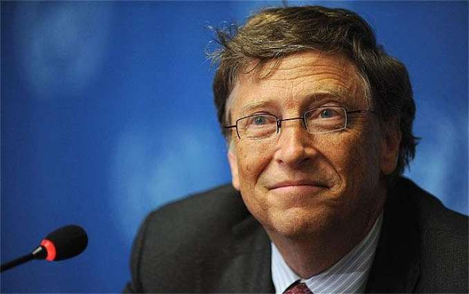 Bill Gates issues a list of his five most favorite books