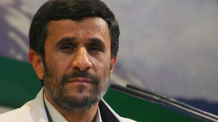 Iran ex-president writes to Obama demanding frozen funds