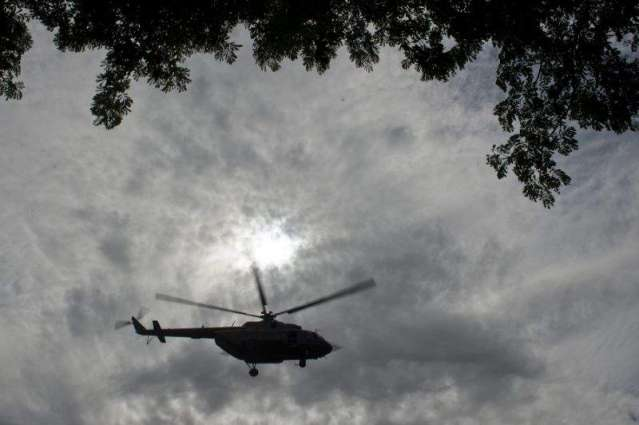 Seven including baby killed in Nepal helicopter crash