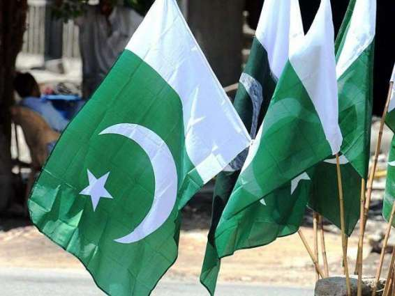 Youth giving final touches to Jashan-i-Azadi preparations