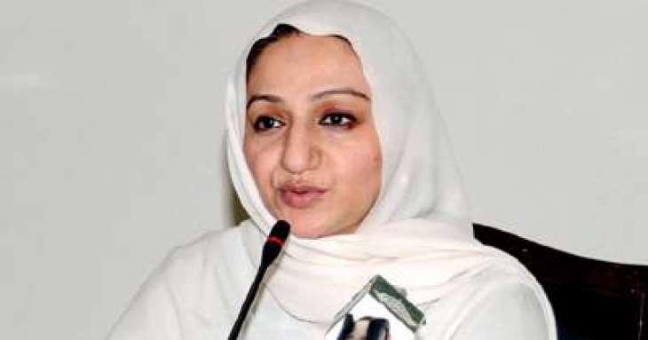 وزيرة الدولة للخدمات الصححية :باكستان ستغلب على فيروس شلل الأطفال