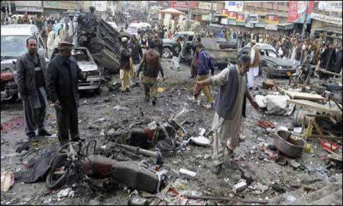 وزیراعظم نا کمکار و وزیر مملکت کانود و انصاف بیرسٹر ظفراللہ نا کوئٹہ ٹی دھماکہ و سم کاری نا واقعہ نا ترندی اٹ مذمت